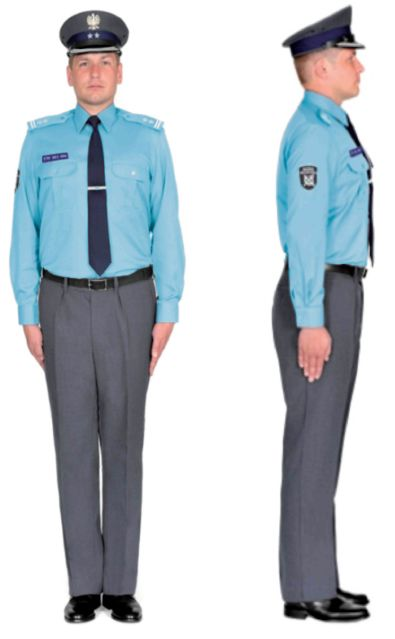koszule służbowe